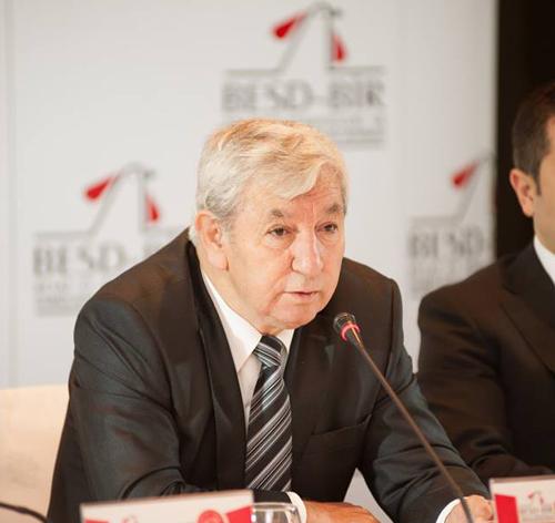 BESD-BİR Yönetim Kurulu Başkanı Dr. Sait Koca