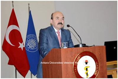 Türk Veteriner Hekimler Birliği Merkez Konseyi Başkanı Talat Gözat