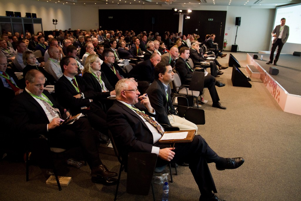 Bayer Cereal Future Forum in Brussels