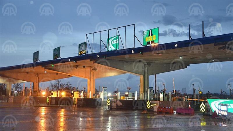ANKARA (AA) - Köprü ve otoyollardan elde edilen gelir, ocak-eylül döneminde 905 milyon 180 bin 520 lira oldu. ( Anadolu Ajansı - Arife Yıldız Ünal )