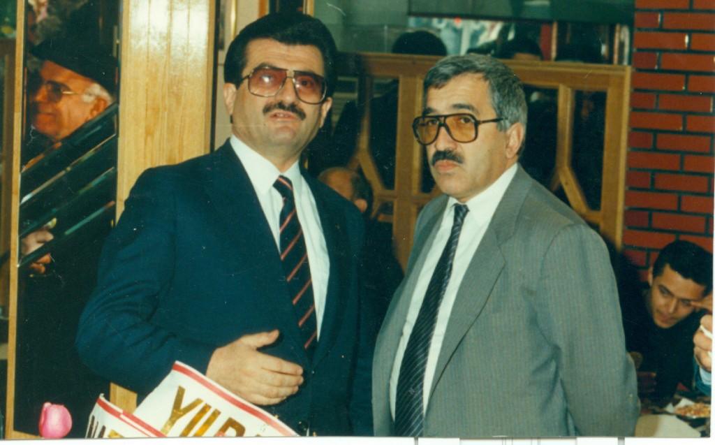 Tevfik Türesin ve Süreyya Astarcu