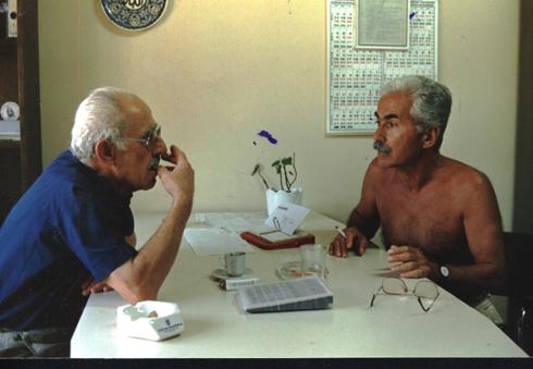 Nurettin Gürsoy Şaban Daştan ile