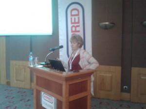 LMH Teknik Direktörü Dr.Martine Sesques