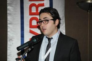 Şirketin İş Geliştirme Müdürü Mahieddine  Chergui