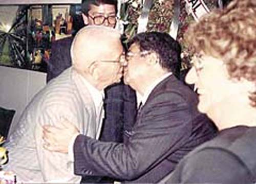 İsmail Keskinoğlu,Turgut Özal ve Prof.Dr.Rüveyde Akbay