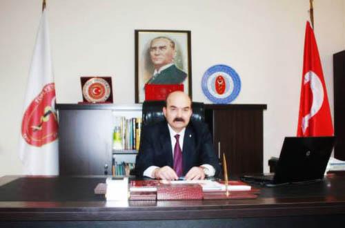 Veteriner Hekimleri Birliği Başkanı Talat Gözet