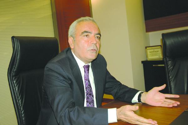 Vimar A.Ş. Yönetim Kurulu Başkanı Mustafa Baysan;