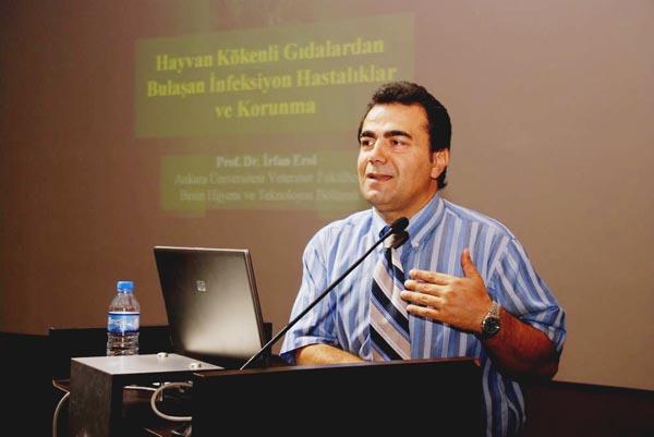 Koruma Kontrol Genel Müdürü Prof.Dr,İrfan Erol