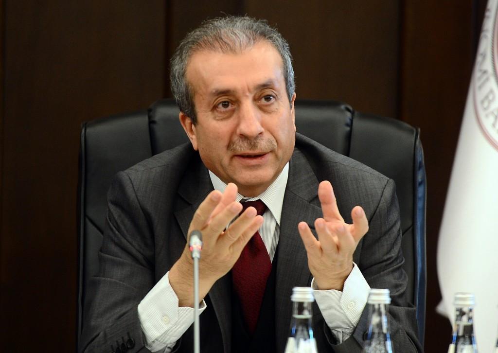 Gıda Tarım ve Hayvancılık Bakanı Mehmet Mehdi Eker
