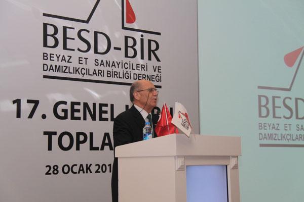 Genel Sekreter Ahmet Ergün