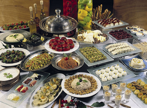 Osmanlı saray yemekleri