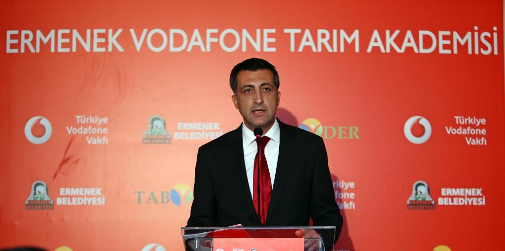 Vodafone-Türkiye-CEO su Gokhan ÖĞÜT