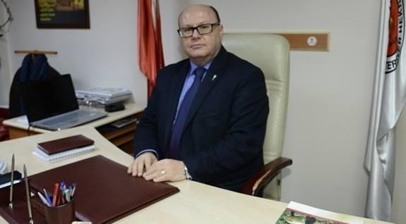 İzmir Veteriner Hekimler Odası Başkanı Gökhan Özdemir