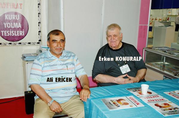 Ali Ericek ve Erkan Konuralp