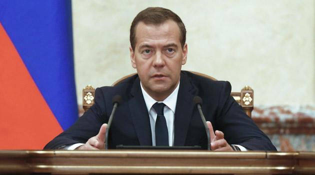 Rusya Basbakani Dmitri Medvedev