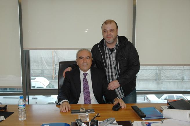 Mustafa Baysan Gehel Yayın Koordinatörümüz Serdar Konuralp ile