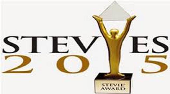 Stevie 2015 logosu