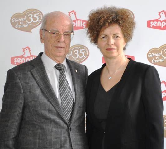 Haşim Gürpınar ve kızı İpek Üstündağ