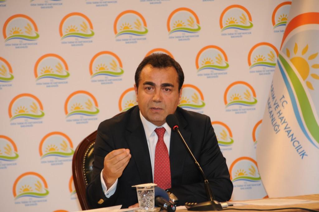 Gıda ve Kontrol Genel Müdürü Prof. Dr. İrfan Erol