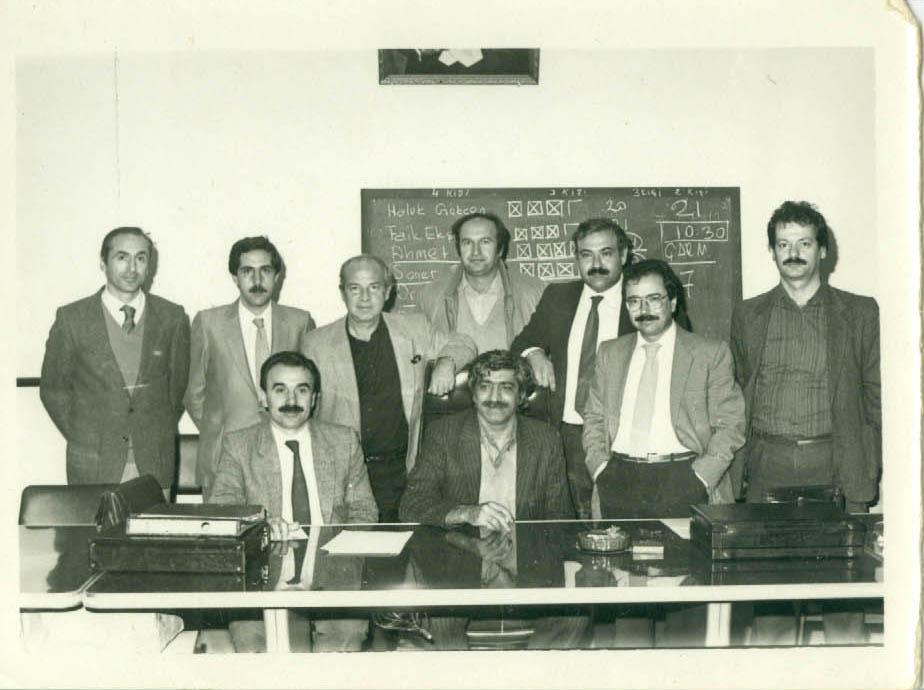 Marmara Yübaş Yönetim Kurul