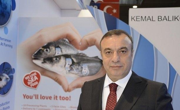 İstanbul Su Ürünleri ve Hayvansal Mamuller İhracatçıları Birliği Yönetim Kurulu Başkanı Ahmet Tuncay Sagun,