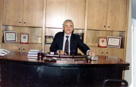Mehmet Tanrıkulu (Çiftlik Dergisi arşivi)