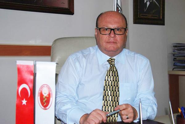 İzmir Veteriner Hekimler Odası Yönetim Kurulu Adına Başkan H. Gökhan Özdemir