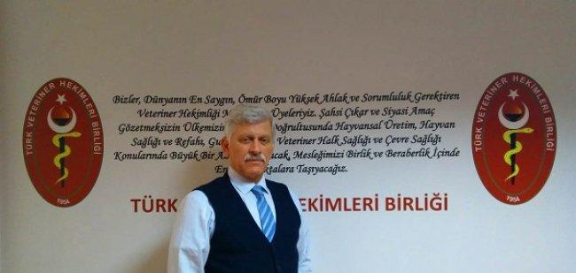 TVHB Ali Eroğlu, Dünya Veteriner Hekimler Günü Açıklaması