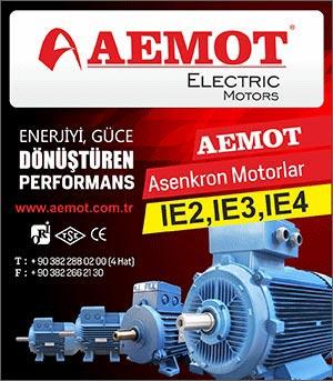 AEMOT Electric Motors, Enerjiyi Güce Dönüştüren Performans