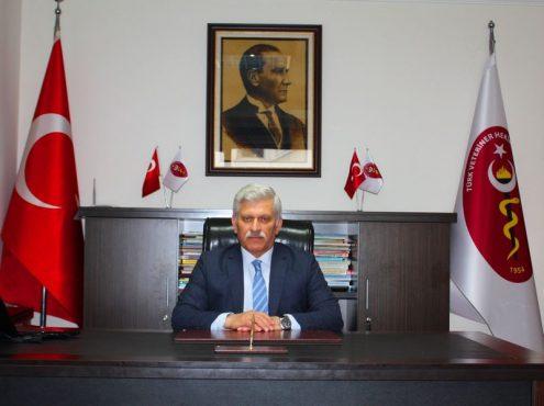 TVHB Merkez Konseyi Baskani Ali Eroglu