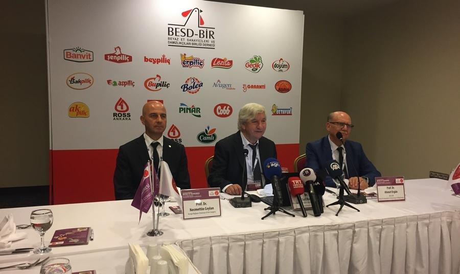 UBEK 2019 Necmettin Ceylan, Sait Koca, Ahmet Ergün