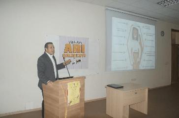 Prof. Dr. Naim Deniz AYAZ